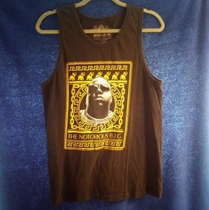 Notorious b.i.g tank top